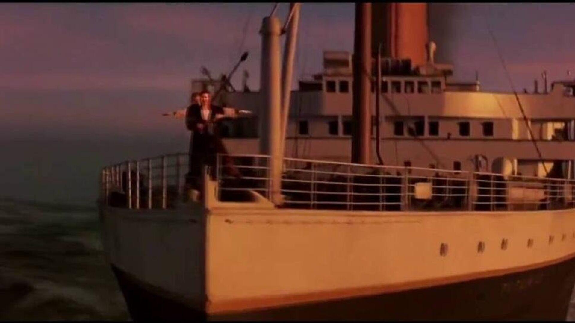 Σκηνή από την ταινία «Τιτανικός» - Sputnik Ελλάδα, 1920, 10.10.2021