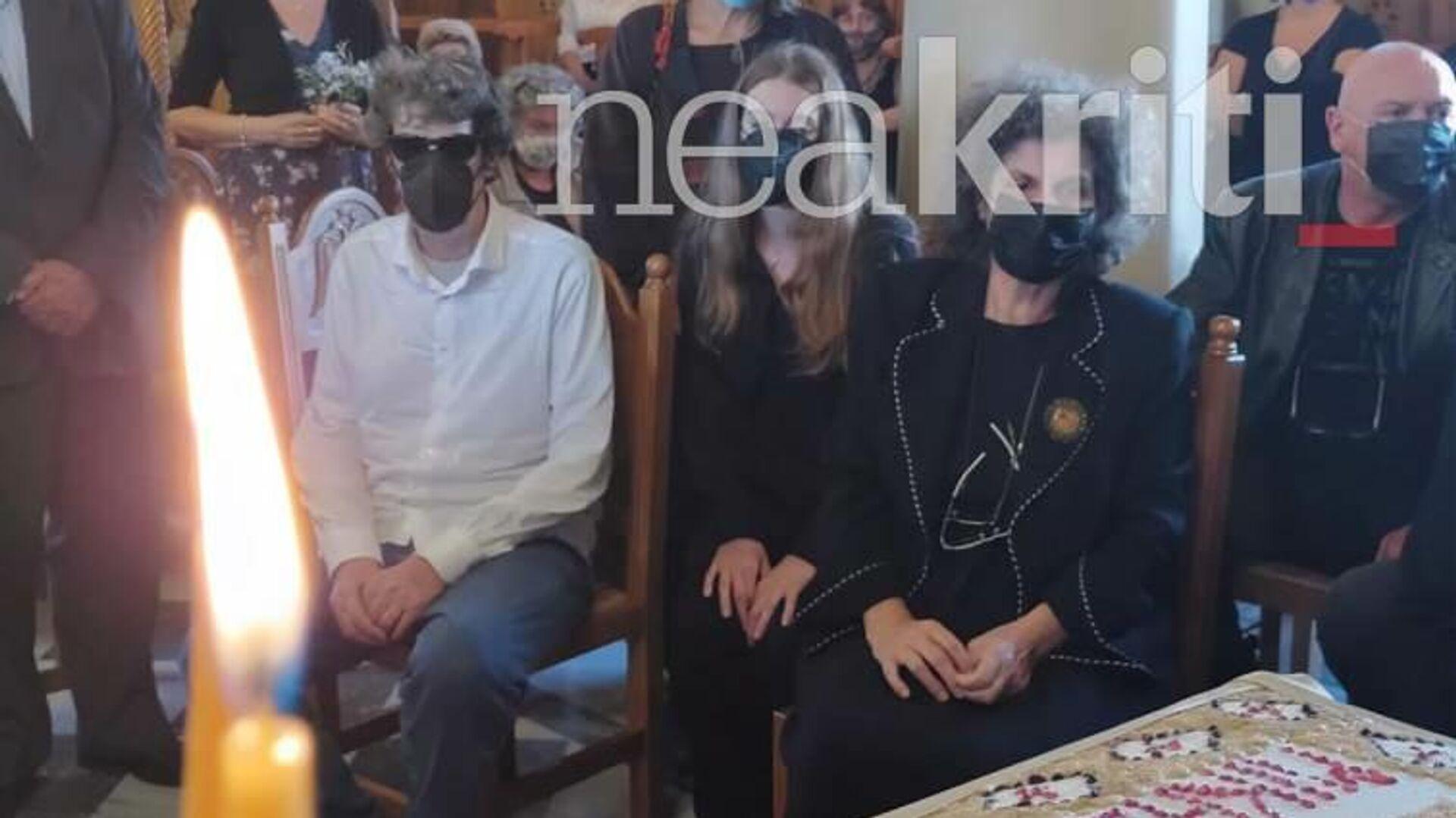 Μίκης Θεοδωράκης, μνημόσυνο - Sputnik Ελλάδα, 1920, 09.10.2021