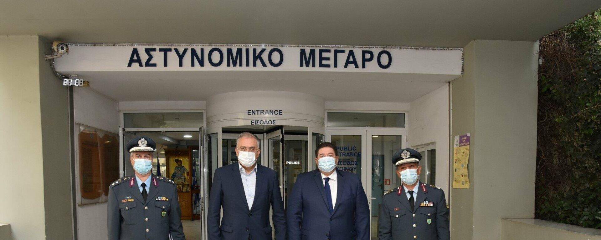 Τάκης Θεοδωρικάκος - Sputnik Ελλάδα, 1920, 09.10.2021