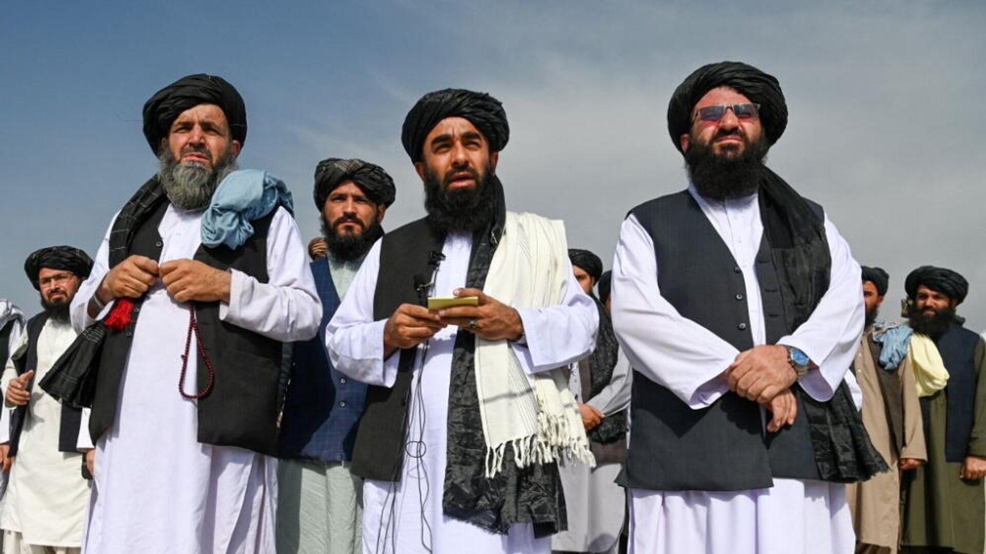 Εκπρόσωποι των Ταλιμπάν - Sputnik Ελλάδα, 1920, 10.10.2021