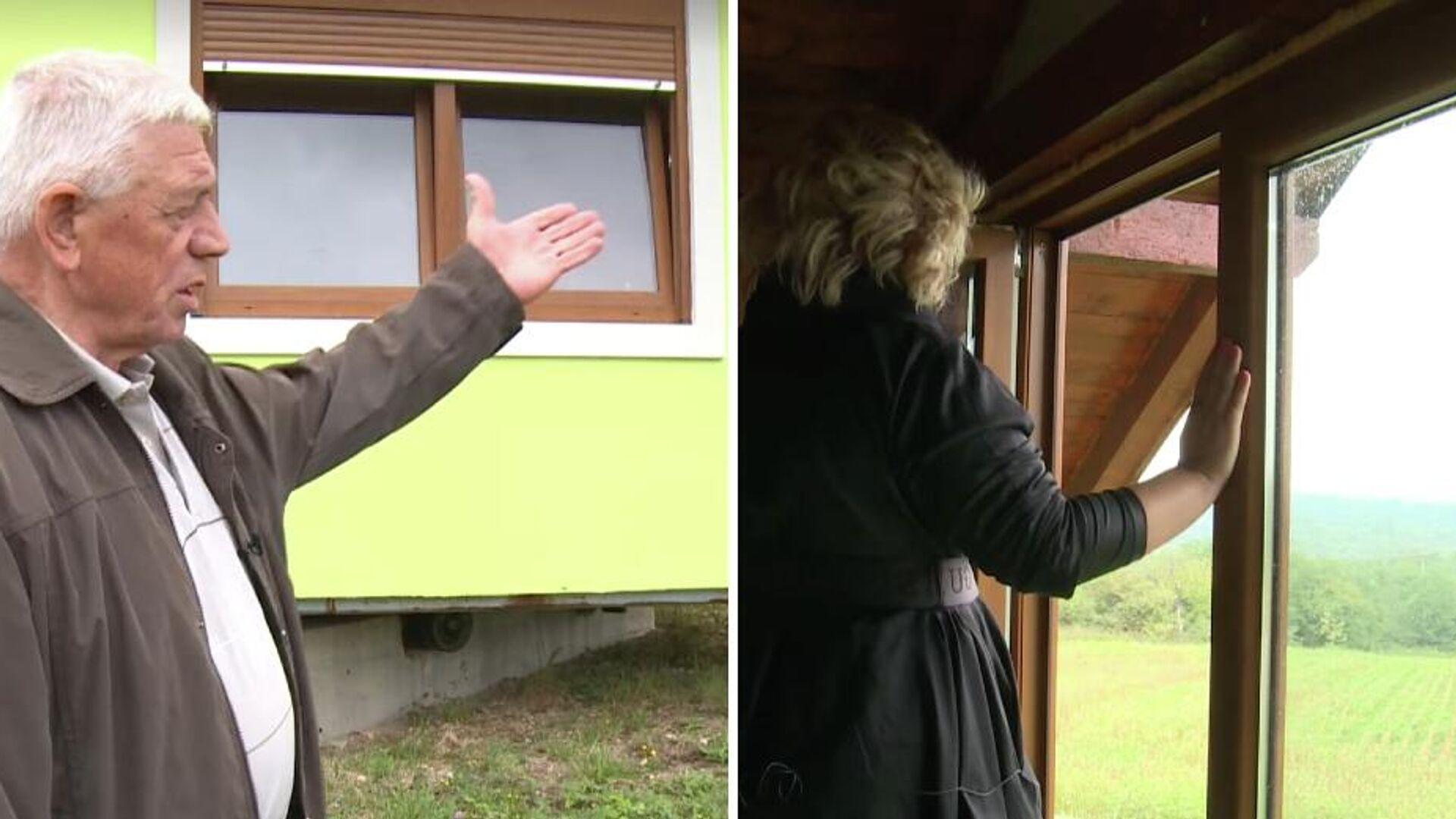 Άντρας έφτιαξε περιστρεφόμεο σπίτι για να μην γκρινιάζει η γυναίκα του για τη θέα - Sputnik Ελλάδα, 1920, 10.10.2021