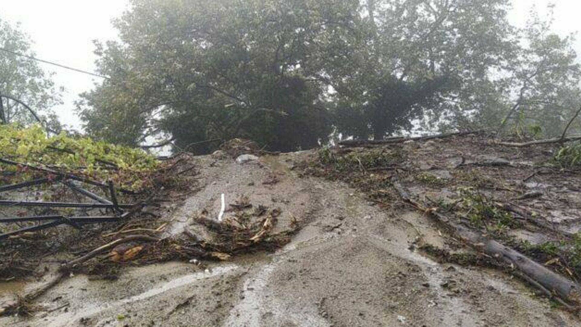 Κακοκαιρία Αθηνά: Πλημμύρες σε Εύβοια, Λάρισα, Πήλιο - Sputnik Ελλάδα, 1920, 11.10.2021