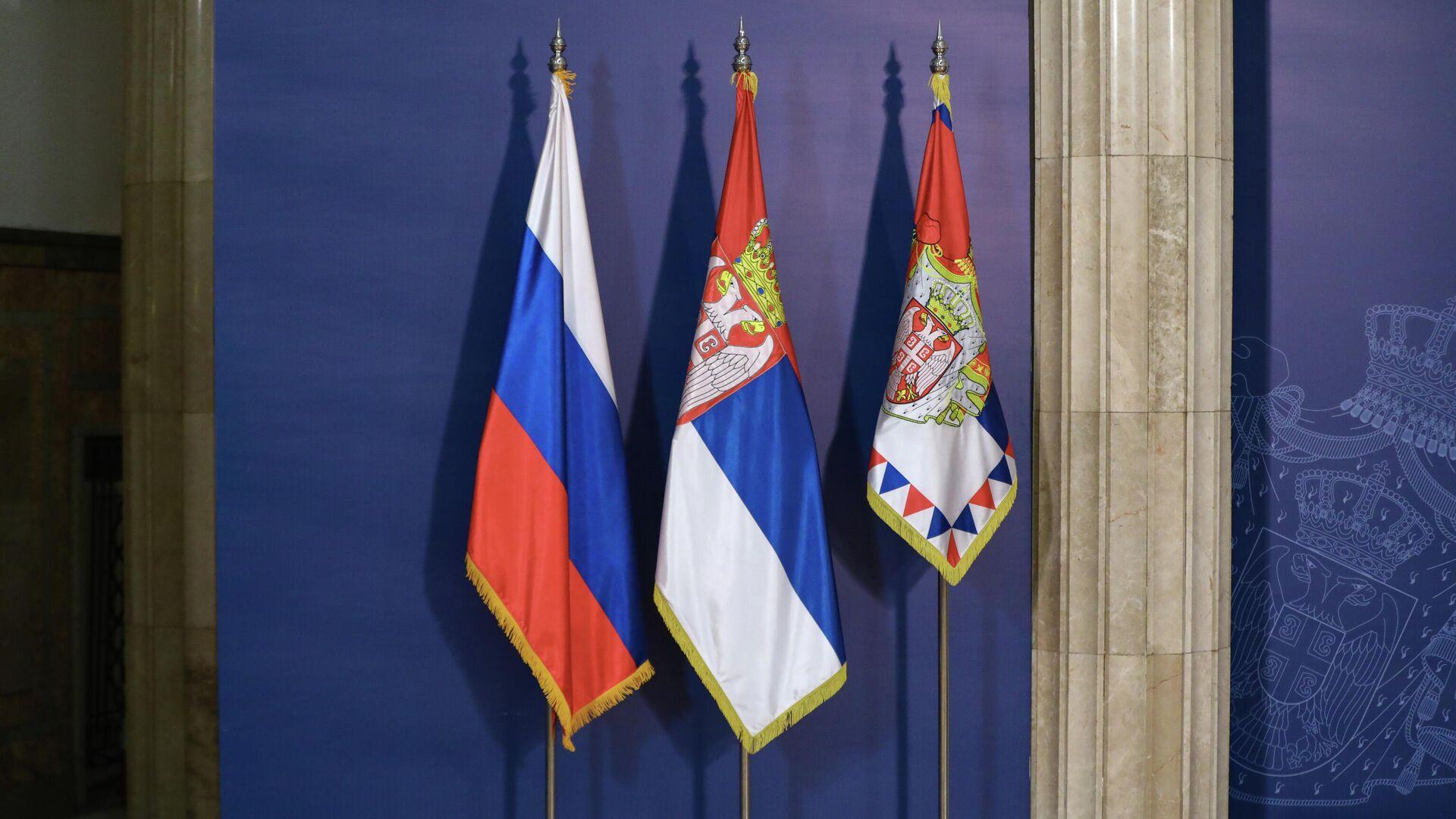 Σερβία - Ρωσία - Sputnik Ελλάδα, 1920, 11.10.2021