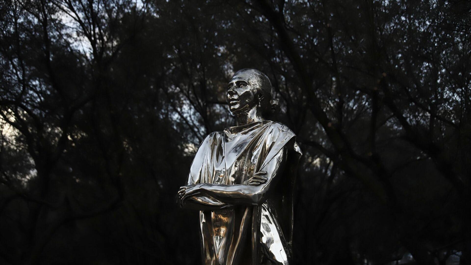 Το άγαλμα της Κάλλας στην Αθήνα - Sputnik Ελλάδα, 1920, 11.10.2021