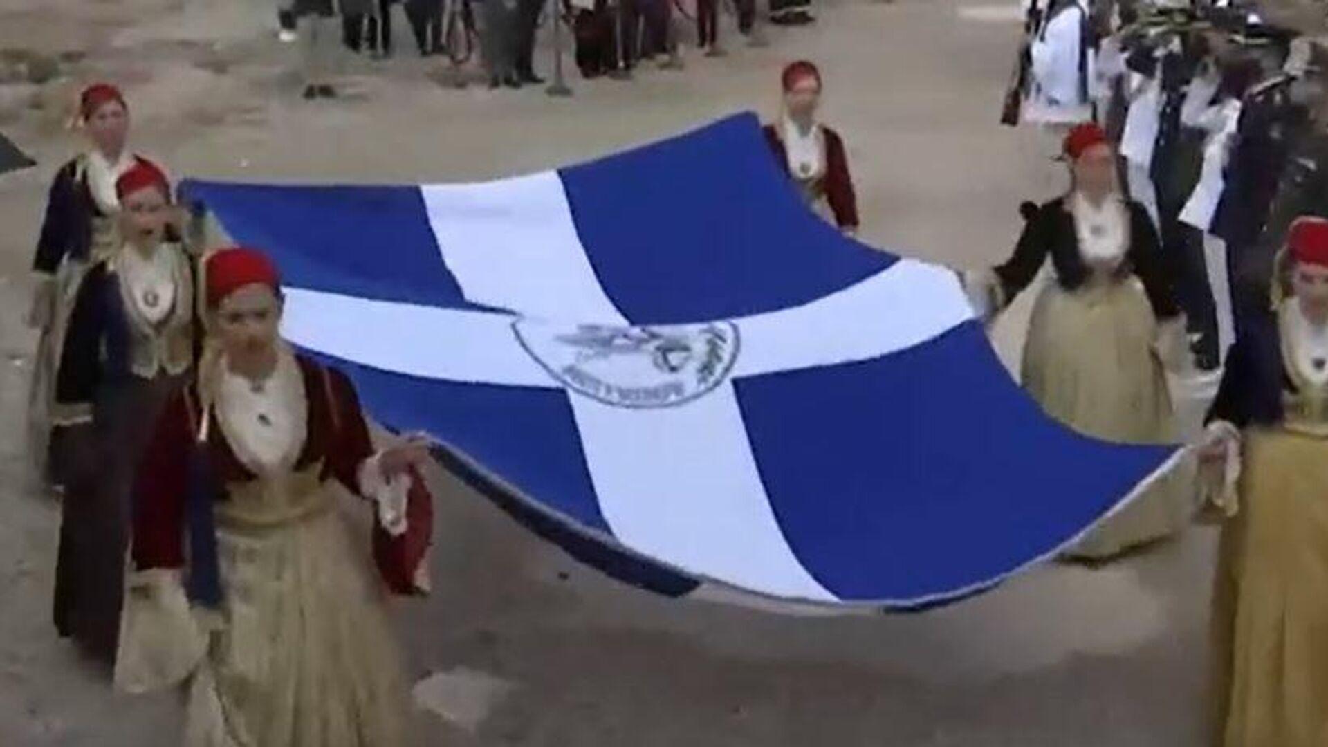 Απελευθέρωση της Αθήνας - Sputnik Ελλάδα, 1920, 12.10.2021