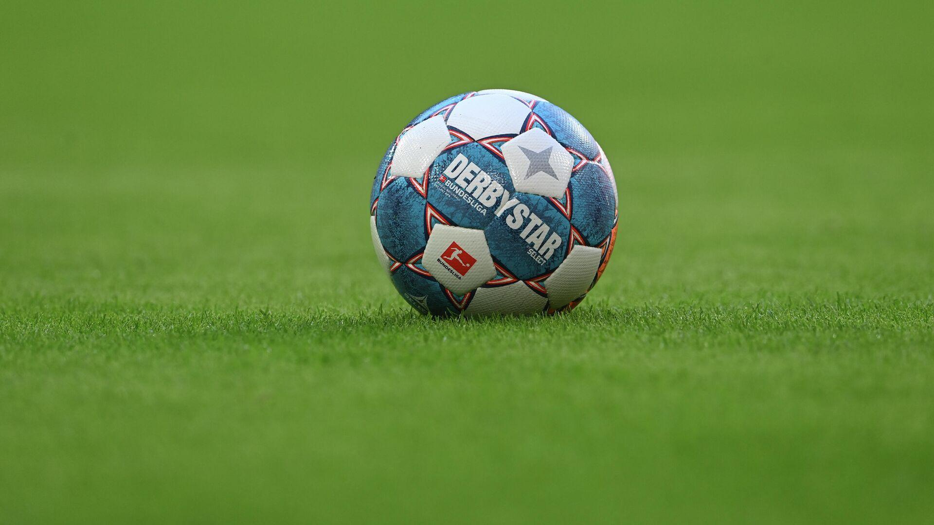 Μπάλα ποδοσφαίρου Bundesliga - Sputnik Ελλάδα, 1920, 12.10.2021