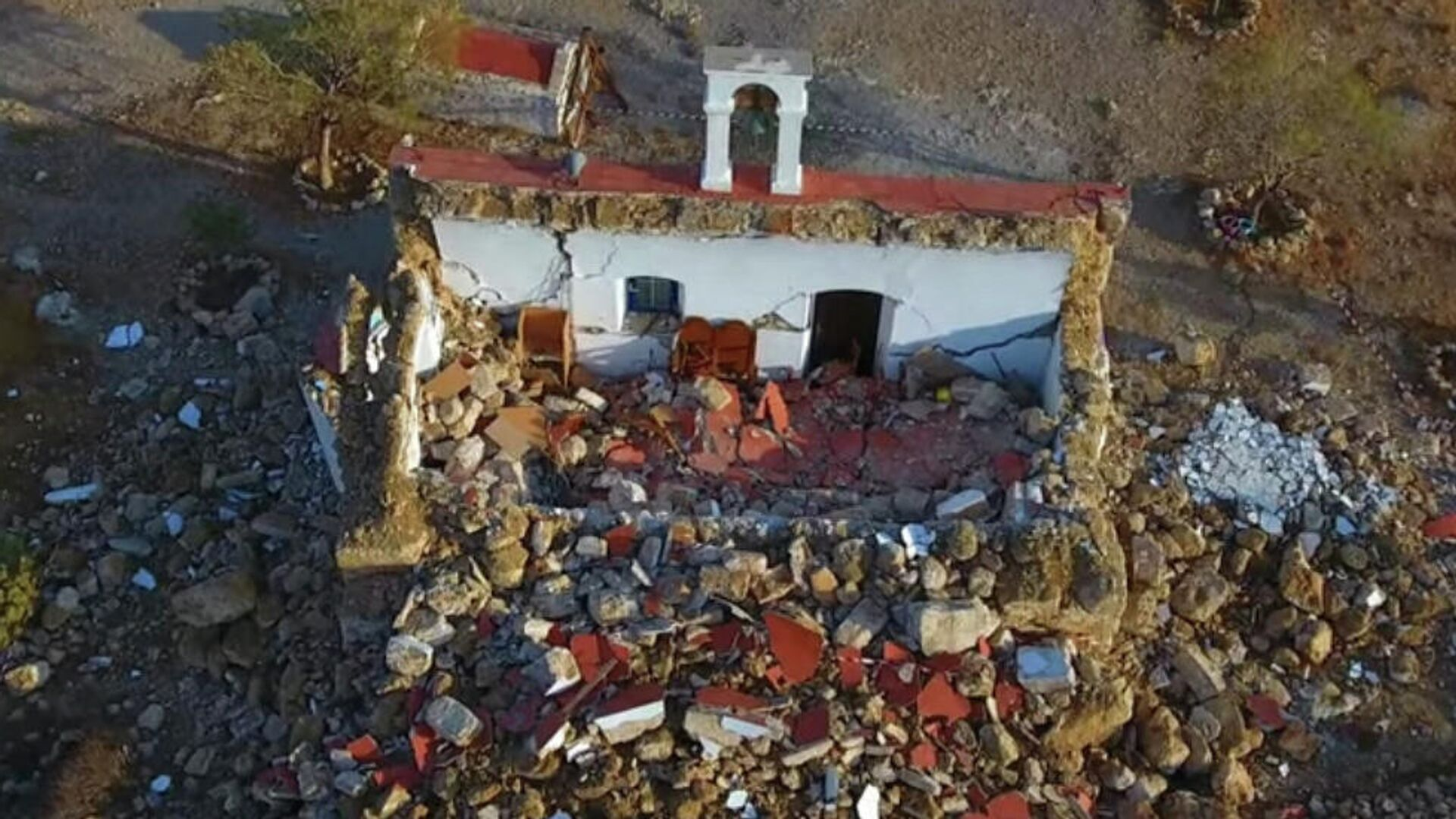 Σεισμός στην Κρήτη - Sputnik Ελλάδα, 1920, 13.10.2021
