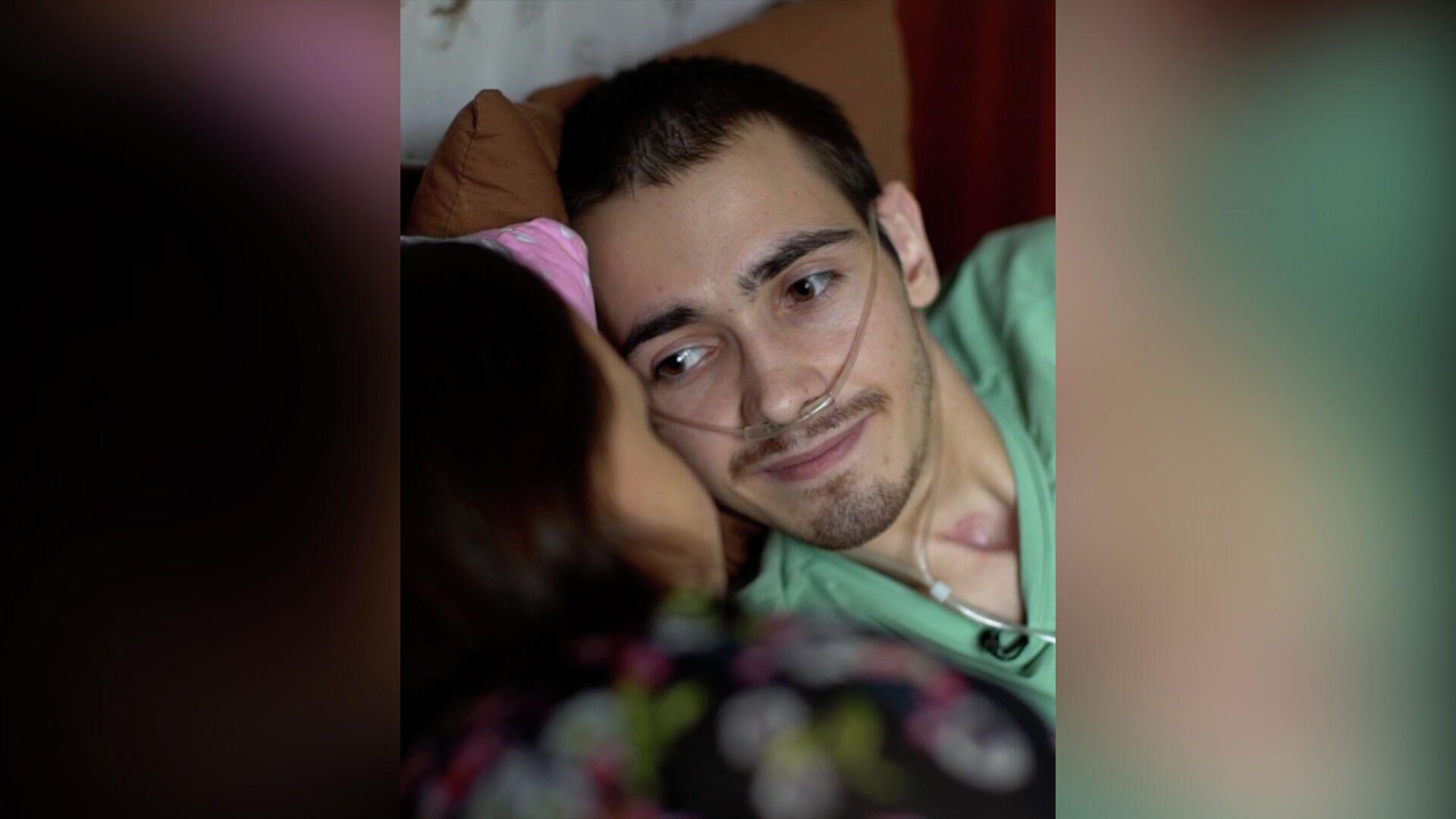 25χρονος με ανίατη ασθένεια περιμένει μεταμόσχευση πνεύμονα με μόνο στήριγμα της σύζυγό του - Sputnik Ελλάδα, 1920, 13.10.2021