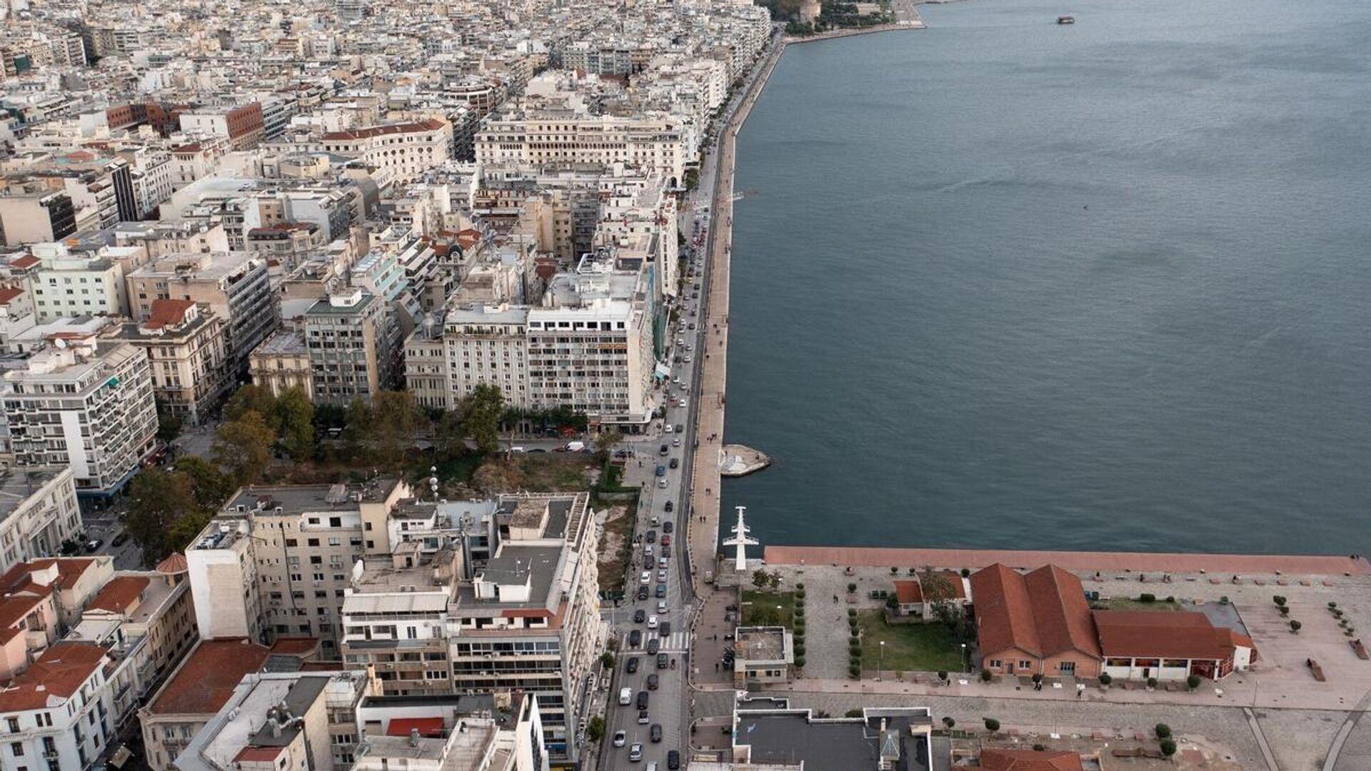 Μποτιλιάρισμα στη Θεσσαλονίκη - Sputnik Ελλάδα, 1920, 13.10.2021