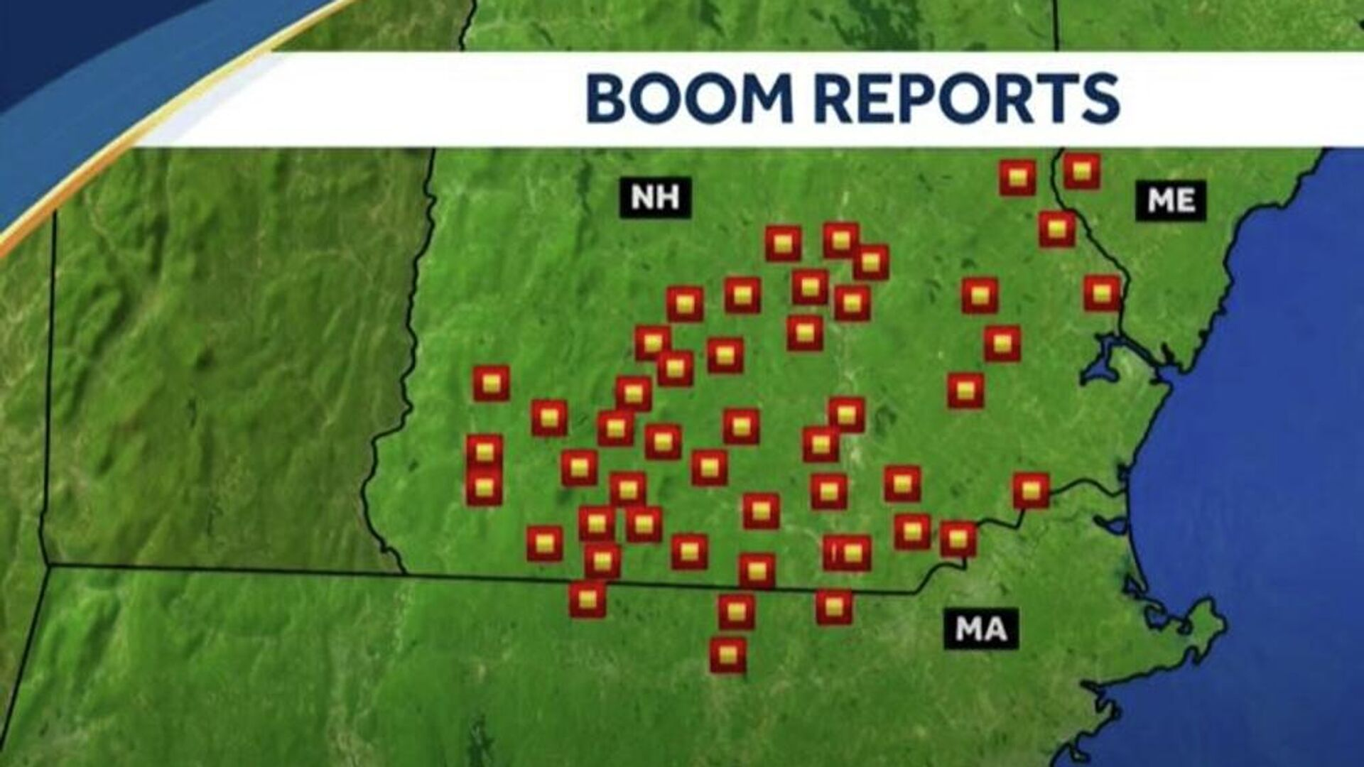 Ανεξήγητος θόρυβος αναστάτωσε τους κατοίκους σε Νιου Χαμσάιρ και Μασαχουσέτη στις ΗΠΑ - Sputnik Ελλάδα, 1920, 13.10.2021