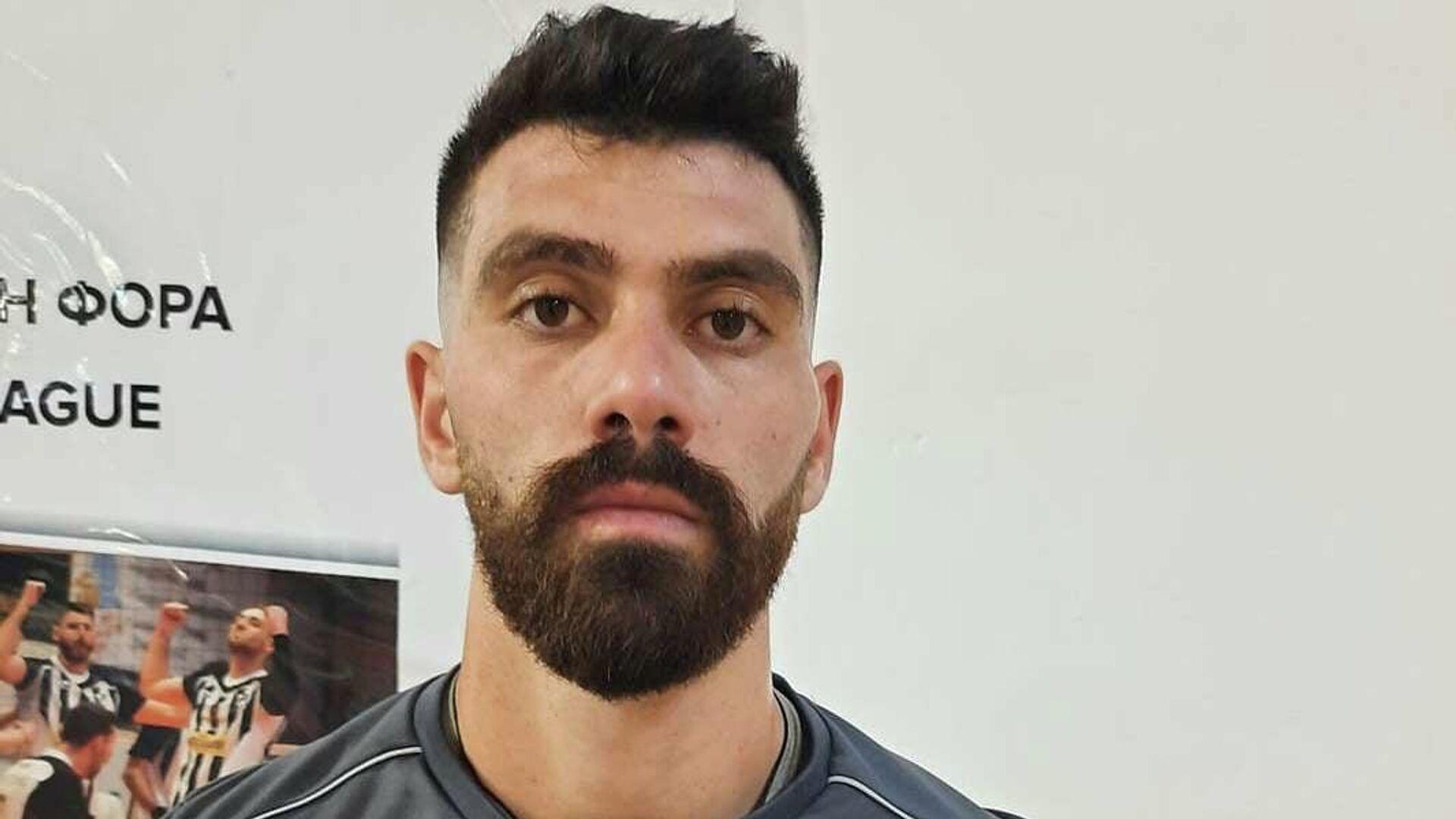 Ο βολεϊμπολίστας του ΟΦΗ, Δημήτρης Γιαννόπουλος - Sputnik Ελλάδα, 1920, 14.10.2021