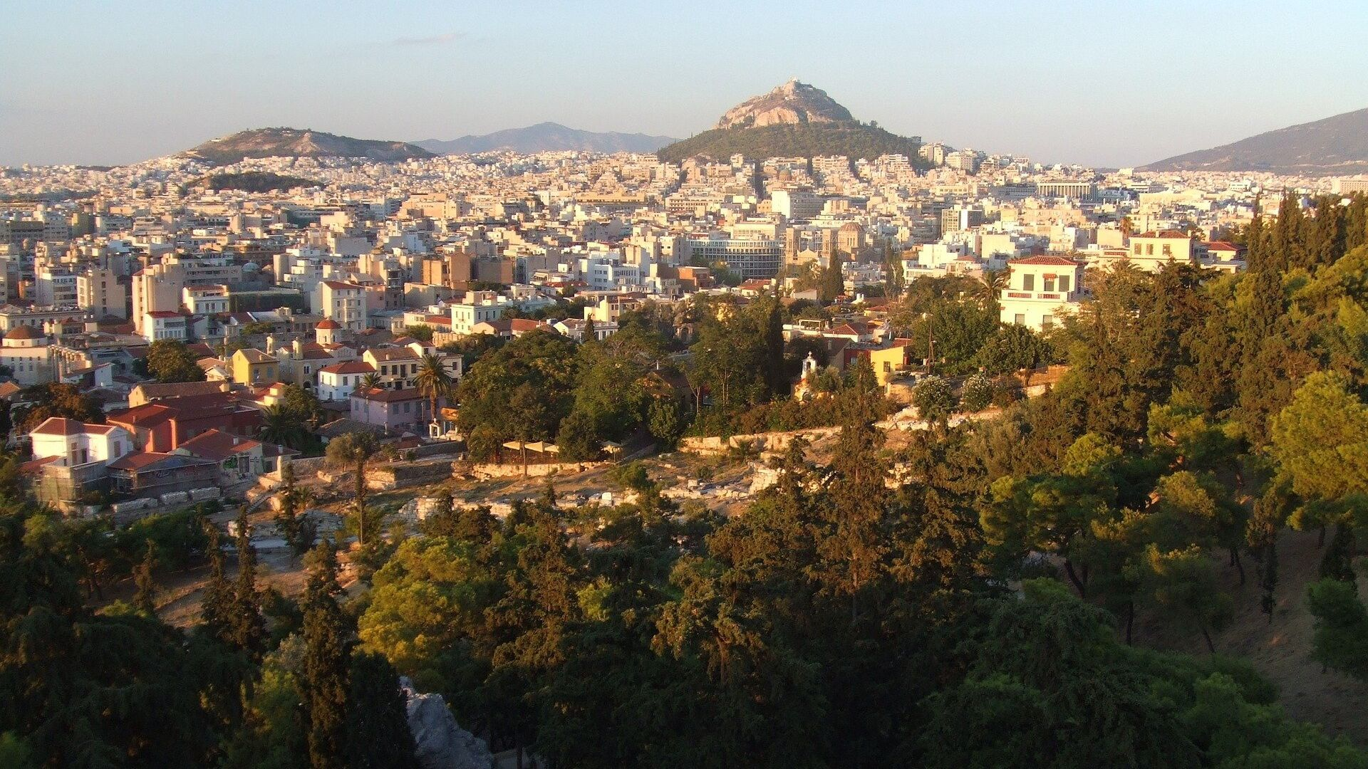 Σπίτια στην Αθήνα - Sputnik Ελλάδα, 1920, 11.09.2021