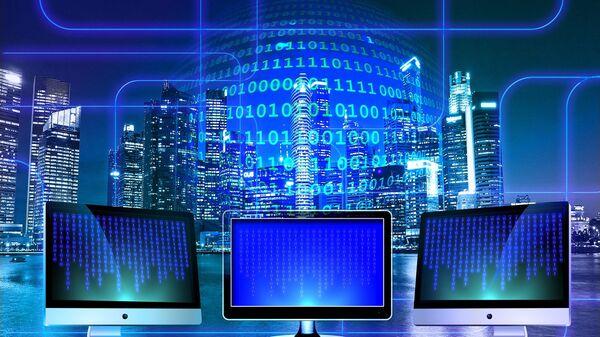 Οθόνες ηλεκτρονικών υπολογιστών - Sputnik Ελλάδα