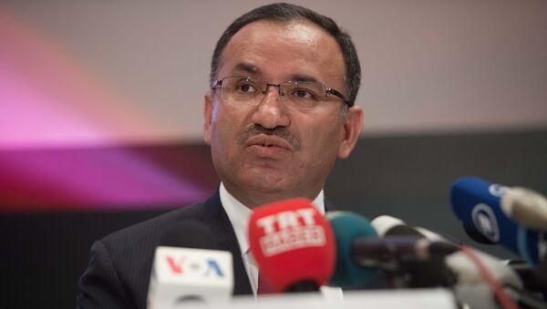 Ο κυβερνητικός εκπρόσωπος της Τουρκίας - Sputnik Ελλάδα