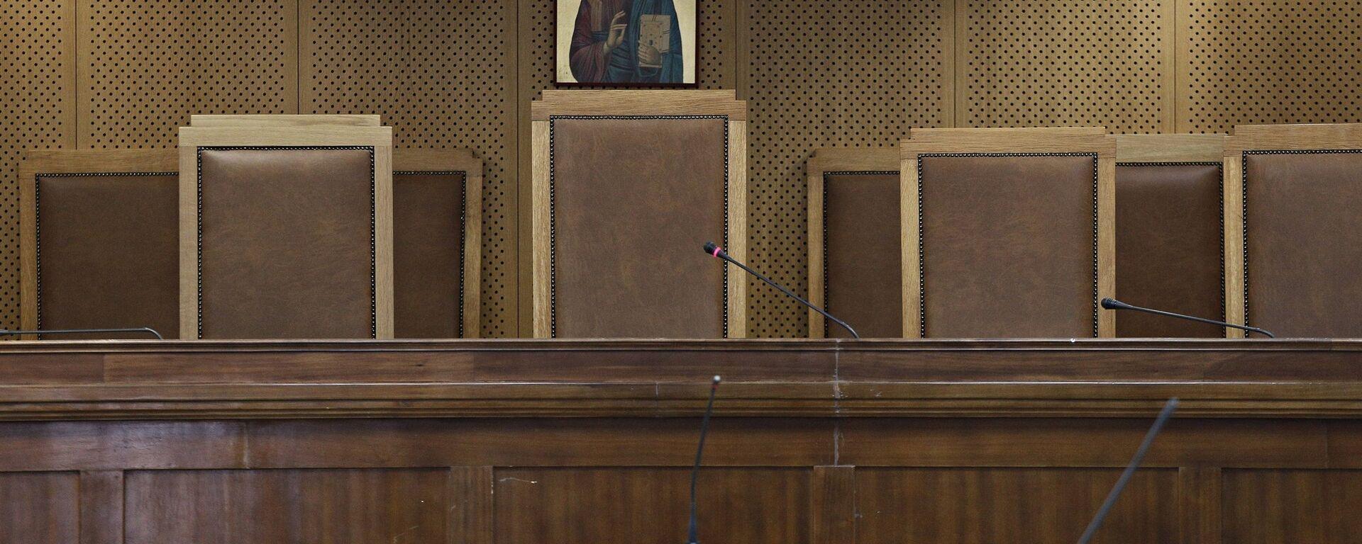 Δικαστική αίθουσα - Sputnik Ελλάδα, 1920, 25.09.2021