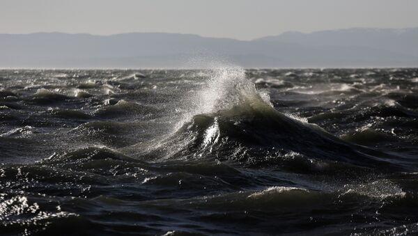 Κακοκαιρία στη θάλασσα - Sputnik Ελλάδα