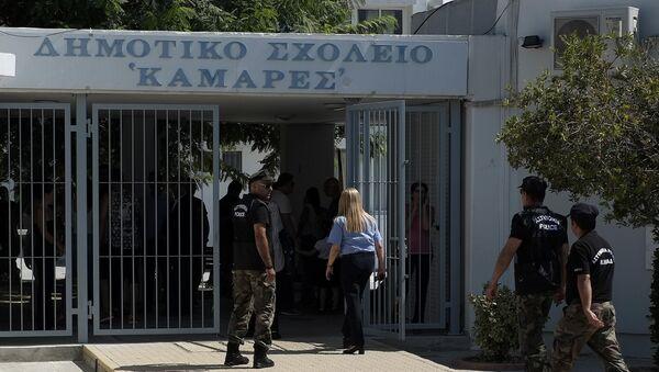 Απαγωγή ανήλικων παιδιών στην Κύπρο - Sputnik Ελλάδα