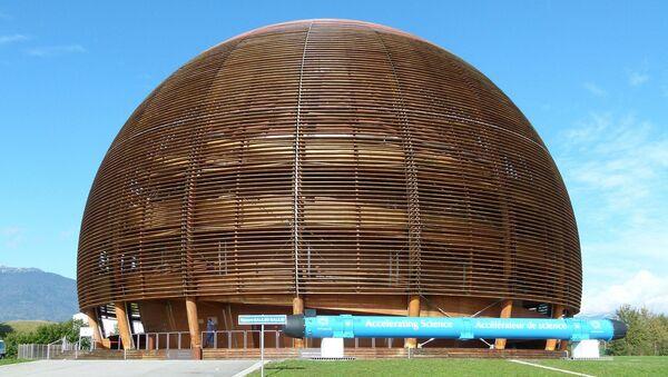 Το CERN στην Ελβετία - Sputnik Ελλάδα