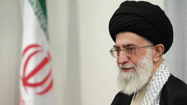 Ο ανώτατος ηγέτης του Ιράν, αγιατολάχ Αλί Χαμενεΐ - Sputnik Ελλάδα