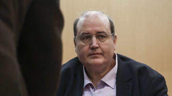Ο Νίκος Φίλης πρώην υπουργός και βουλευτής του ΣΥΡΙΖΑ - Sputnik Ελλάδα