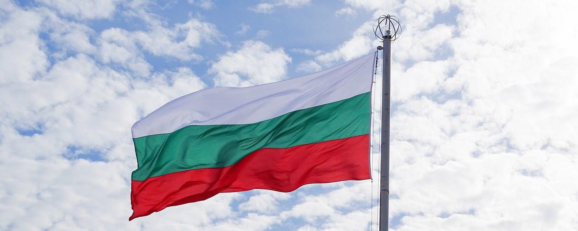 Η σημαία της Βουλγαρίας - Sputnik Ελλάδα, 1920, 11.02.2019