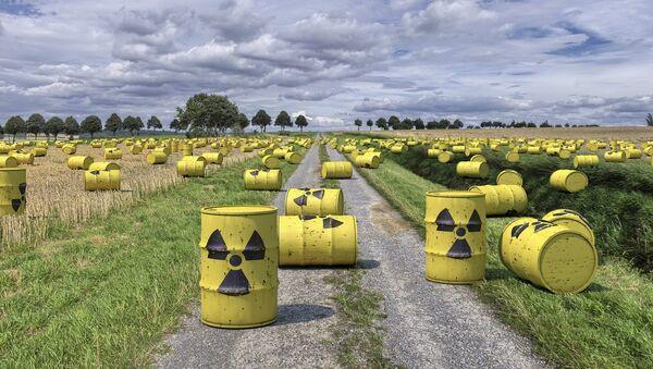 Πυρηνικά απόβλητα - Sputnik Ελλάδα
