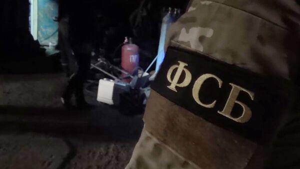 Υπηρεσία Ομοσπονδιακής Ασφάλειας της Ρωσίας (FSB) - Sputnik Ελλάδα