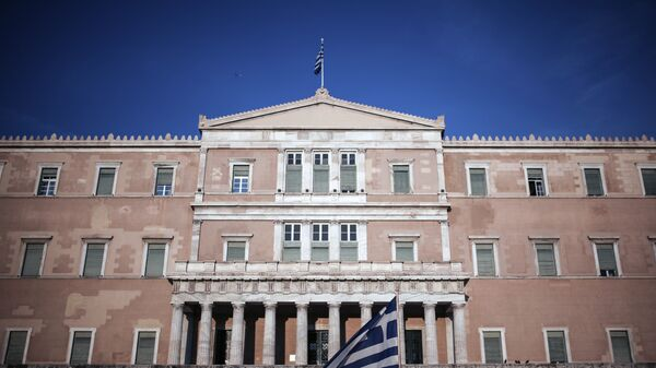Η ελληνική Βουλή - Sputnik Ελλάδα