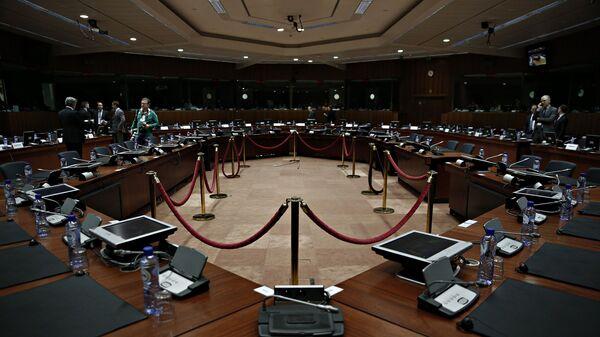 Eurogroup - Sputnik Ελλάδα