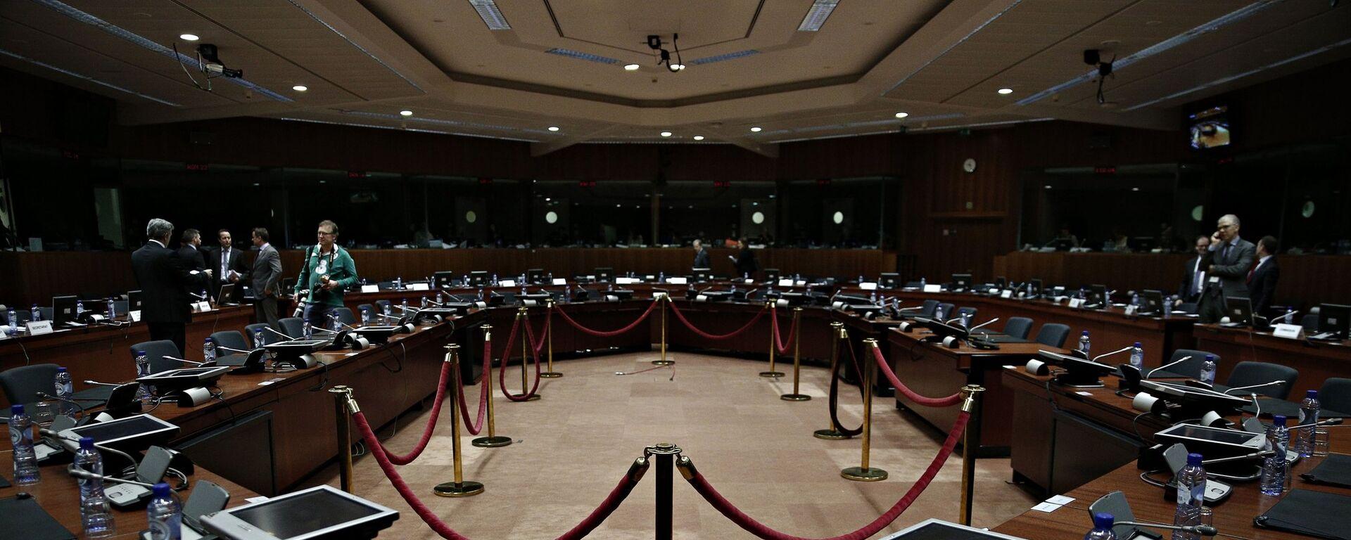 Eurogroup - Sputnik Ελλάδα, 1920, 04.10.2021