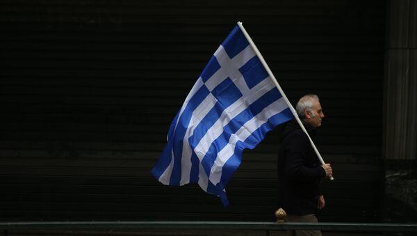 Σημαία της Ελλάδας - Sputnik Ελλάδα