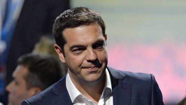 Ο Ελληνας Πρωθυπουργός, Αλέξης Τσίπρας - Sputnik Ελλάδα