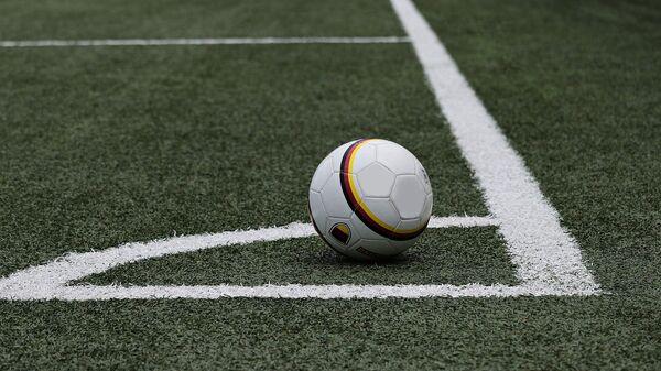 Μπάλα ποδοσφαίρου με τα χρώματα της Γερμανίας - Sputnik Ελλάδα