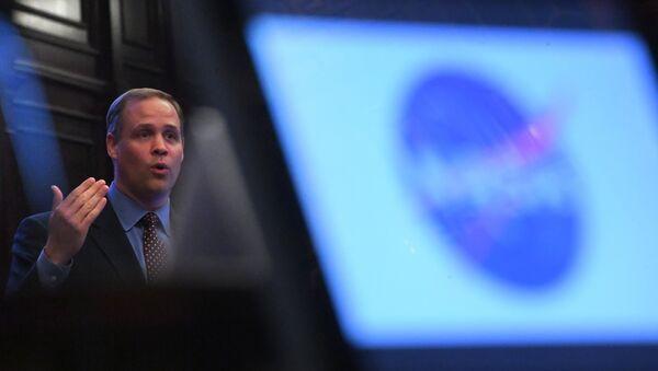 Ο επικεφαλής της NASA, Τζιμ Μπραϊντεστάιν - Sputnik Ελλάδα
