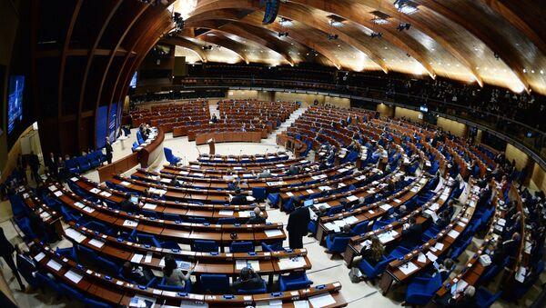 Η Κοινοβουλευτική Συνέλευση του Συμβουλίου της Ευρώπης - Sputnik Ελλάδα