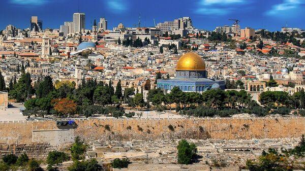 H πόλη της Ιερουσαλήμ - Sputnik Ελλάδα