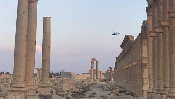 Ο αρχαιολογικός χώρος της Παλμύρας - Sputnik Ελλάδα