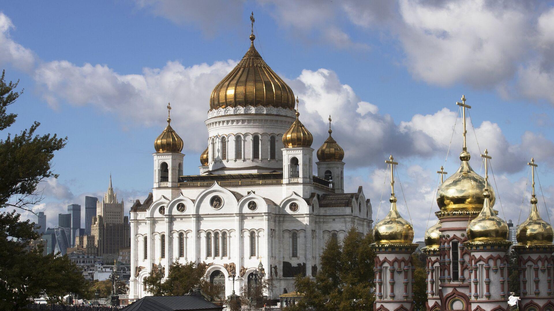 Η Ρωσική Εκκλησία  - Sputnik Ελλάδα, 1920, 05.10.2021
