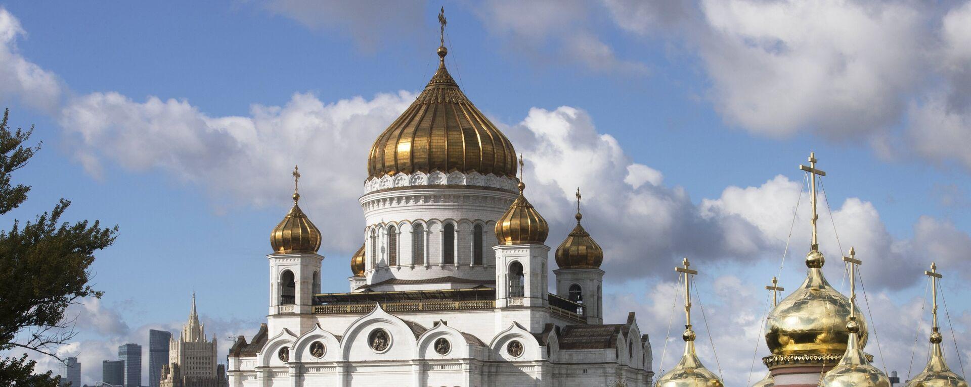 Η Ρωσική Εκκλησία  - Sputnik Ελλάδα, 1920, 30.10.2019