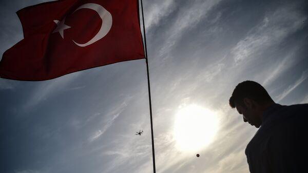 Η τουρκική σημαία - Sputnik Ελλάδα