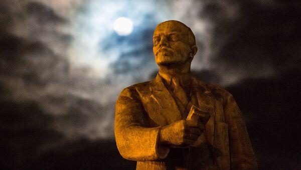 Μνημείο του Β.Ι.Λένιν - Sputnik Ελλάδα