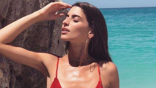 Το μοντέλο Ιωάννα Σαρρή - Sputnik Ελλάδα