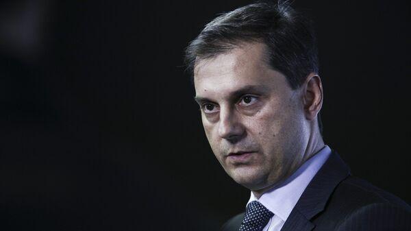 Ο βουλευτής Χάρης Θεοχάρης - Sputnik Ελλάδα