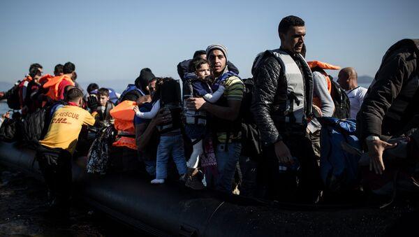 Πρόσφυγες - Sputnik Ελλάδα