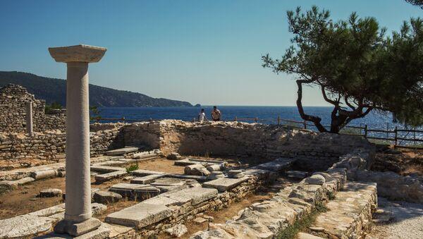 Αρχαιολογική ανασκαφή - Sputnik Ελλάδα