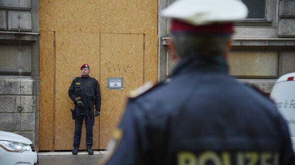 Αστυνομικοί στη Βιέννη - Sputnik Ελλάδα