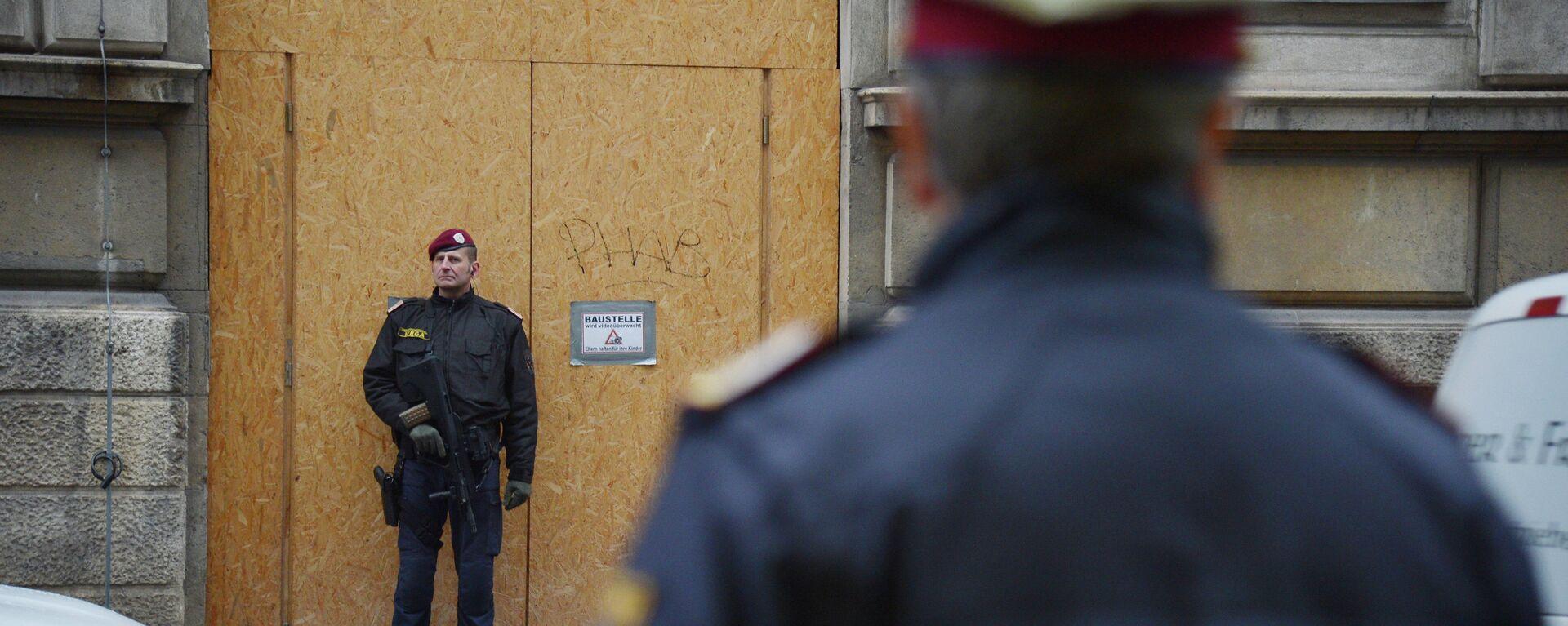 Αστυνομικοί στη Βιέννη - Sputnik Ελλάδα, 1920, 01.10.2021
