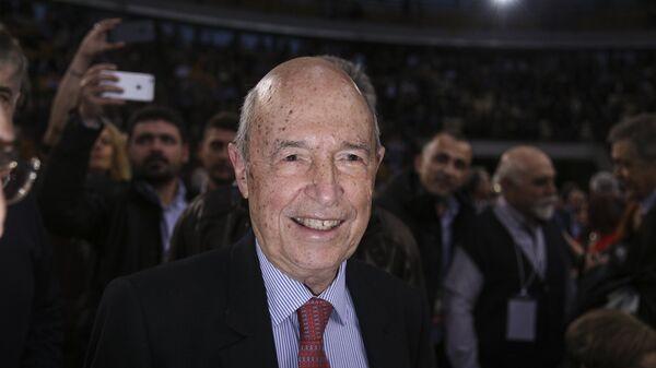 Ο πρώην πρωθυπουργός Κώστας Σημίτης - Sputnik Ελλάδα