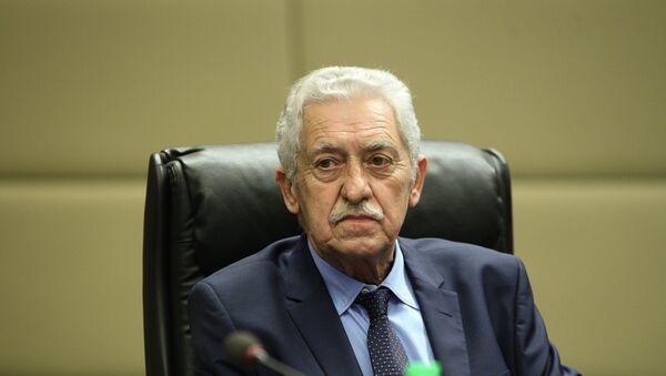 Ο αναπληρωτής υπουργός Αμυνας, Φώτης Κουβέλης - Sputnik Ελλάδα