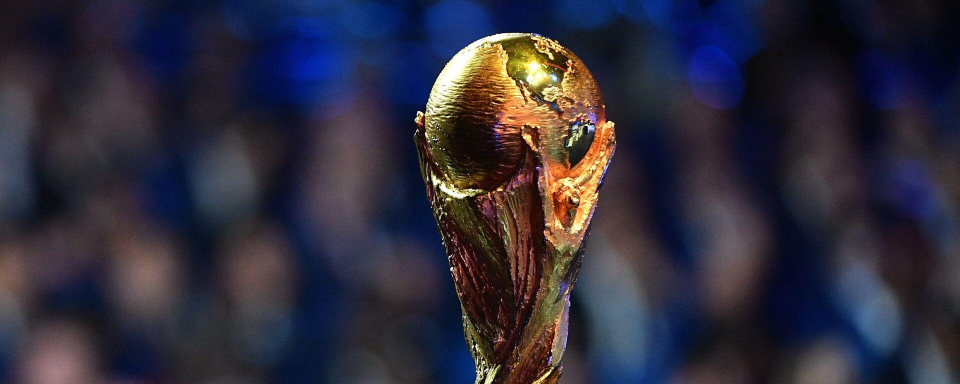 Το τρόπαιο του Παγκοσμίου Κυπέλλου - Sputnik Ελλάδα, 1920, 12.07.2021